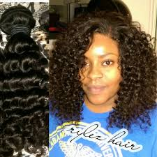 hair atlanta sew in with partial leave out curly hair