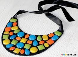 diy necklace statement images Update your wardrobe with these amazing diy statement necklaces jpg