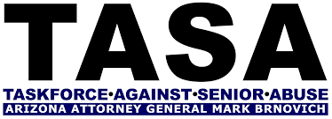 elder abuse information and training guide arizona attorney general