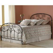 bedroom where to buy bed frames tall bed frame wrought iron twin