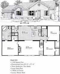 modular home ranch floor plans