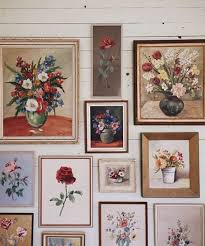 how to hang art prints without frames 10 gallery style walls to copy in your home