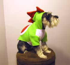 Ghost Dog Halloween Costumes by Yoshi Nintendo Super Mario Bros Dinosaur Dog Halloween Costume