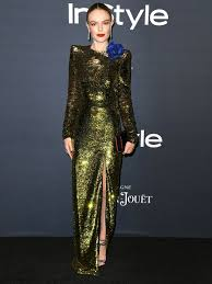 kate bosworth wore the most unexpected color combination and