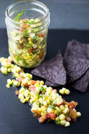 cuisine salsa easy corn salsa 10 minutes wanderspice