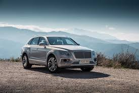 bentley suv bentley bentayga fastest most luxurious suv for a while