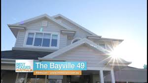 Best House Metricon U0027s Bayville 49 Display Home On Best Houses Australia Youtube