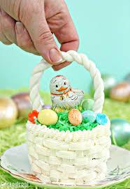 jumbo easter egg easter basket cupcakes sugarhero