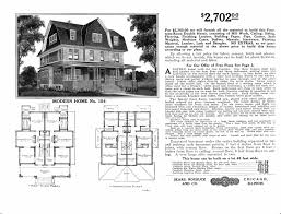 House Building Plans Sears Duplex That U0027s One Huge House And The Plans Don U0027t Even