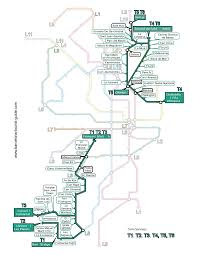 Metro Maps Colour Barcelona Metro Map In English Download U0026 Print Pdf