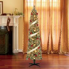 home heritage stanley 7 u0027 pencil artificial pine slim christmas