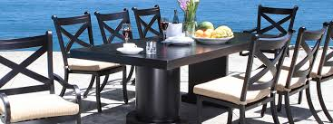 Milano Patio Furniture houston home and patio l outdoor dining sets l outdoor patio