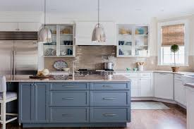 white and taupe lower kitchen cabinets beige kitchen designs for every style hgtv