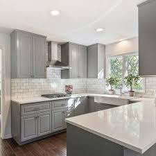 gray kitchen backsplash 40 beautiful grey kitchen backsplash ideas