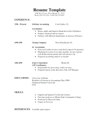 simple format of resume how to write a simple resume format endspiel us