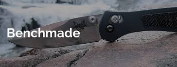 benchmade outdoor knives eversharp knives minneapolis