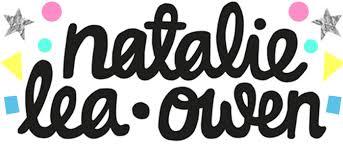 pattern brand logo freelance surface pattern designer natalie lea owen