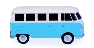 volkswagen minibus side view vw bus bluetooth usb volkswagen type 2 model camper speaker blue