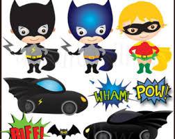 miniature clipart batman pencil color miniature clipart