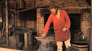 materials used in blacksmith shop youtube