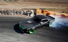 hoonigan mustang drifting drifting wallpaper wallpapers browse