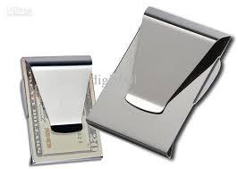 2018 money clip sided wallet card holder slim money