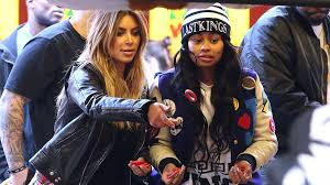 remember when kim kardashian and blac chyna go way back blac