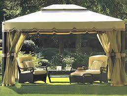 Outdoor Patio Canopy Gazebo 22 Backyard Canopy Ideas On Canopy Gazebos Smart Patio