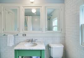 recessed bathroom mirror cabinet entranching large medicine cabinet mirror bathroom genwitch at