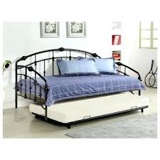 queen size daybed with pop up trundle 4316