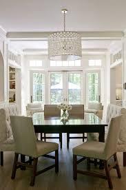Elegant Dining Room Chandeliers Dining Room Drum Chandelier Good Furniture Net