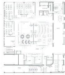 call center floor plan urban campus