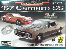1967 camaro kit revell 854936 1 25 scale 1967 camaro ss 2n1 plastic model kit ebay