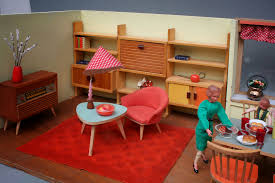 Pinke Einbauk He Diepuppenstubensammlerin Stuben Bodo Hennig Room Boxes