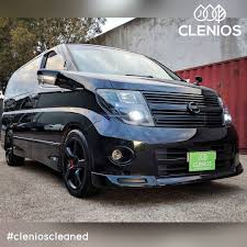 nissan elgrand australia parts nissan elgrand clenioscleaned with clenios nano shine waterless