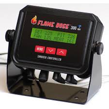 Backyard Grill Wireless Thermometer by Flame Boss 300 Kamado V Smoker Controller Fb300 Kv The Home Depot