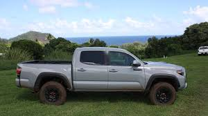 toyota tacomas 2017 toyota tacoma trd pro release date price and specs roadshow