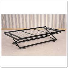 twin trundle bed frame genwitch