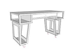 Desk Plans by Paulk Stand Up Desk Plans