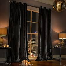 furniture home living room velvet curtains with grey ceramic
