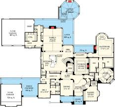 french country house floor plans french country estate house plans home deco