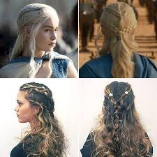 daenerys style hair game of thrones hair get daenerys targaryen s braid from season