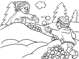 winter coloring pages archives coloring pages