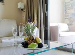 chambre d hotel de charme l atmosphère de charme dans la chambre d hôtel de luxe photo stock