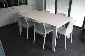We Are Limitless Limited  Extending Corian Dining Table - Corian kitchen table