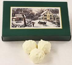 White Chocolate Covered Strawberry Box Amazon Com Scott U0027s Cakes White Chocolate Covered Strawberry