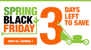home depot black friday spring grill home depot final days spring black friday milled