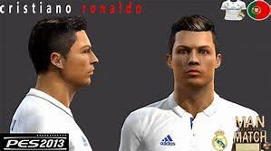 pes 2013 hairstyle hd wallpapers download hairstyle cristiano ronaldo pes 2013
