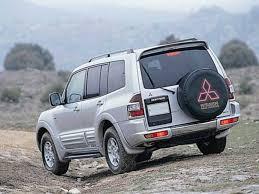 2002 mitsubishi montero sport xls 4x4 interior photo 49409700