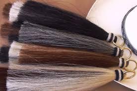 Shoo Hair horsehair tassesl shoo fly shufly tassel thick